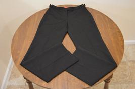 Women's AK Anne Klein Black Dress Pants Size 4 - $16.89