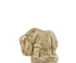 Wade Whimsie Miniature Noah's Ark Rhinoceros Head Down image 2