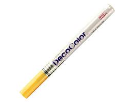 Marvy Uchida Extra Fine DecoColor Opaque Paint Marker #140-S Yellow