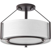Progress Lighting P3604-20 Ratio Three-Light Convertible, Antique Bronze - $275.06