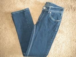 Levi's Denim 10 Regular Medium Wash Adjustable Waist Five Pocket Girls J... - $7.92