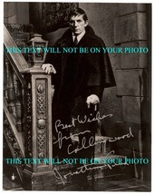 An item in the Entertainment Memorabilia category: JONATHAN FRID SIGNED AUTOGRAPH 8x10 RP PHOTO DARK SHADOWS BARNABAS COLLINS