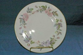 "Royal Worcester 1961 June Garland  #Z2770 Salad Plate 8"" - $3.77"