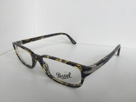 New Persol 2973-V 920 Tortoise 50mm Rx Rectangular Eyeglasses Frame Italy Made - $179.99