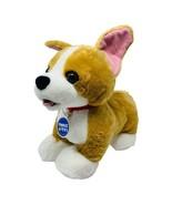 "Build A Bear Plush Corgi Dog Promise Pets Brown White 13"" Puppy Stuffed ... - $19.99"