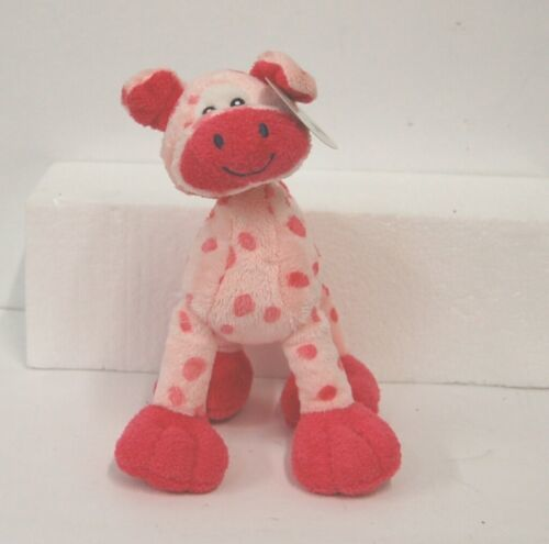 Soft Classics 331594 Two Toned Plush Pink Pig Ages 0 Plus