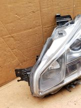 10-14 Nissan Maxima A35 HID Xenon Headlight Driver Left LH POLISHED image 3