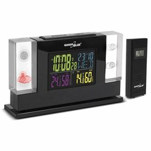 Green Blue GB140 - Station Weather With Hologram 3D And Sensor Exterior - $199.00