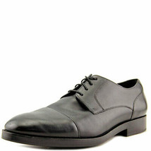 Cole Haan Men's Henry Grand Plain Derby Oxfords Black 10.5 M MSRP 170 New - $96.91