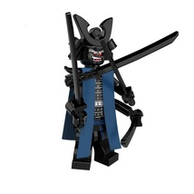 1 Pcs Super Hero Ninjago Garmadon With Weapons Fit Lego Block Minifigure... - $6.99