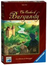 Ravensburger The Castles of Burgundy Board Game - Fun Strategy Game That's Easy  - $71.23