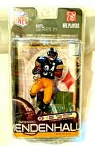 Pittsburgh Steelers #34 Rashard Mendenhall Figure Made By Todd Mcfarlane (Nip) - $30.00