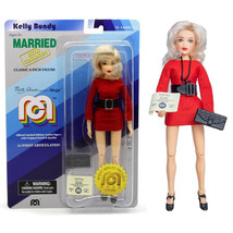 """Marty Abrams Presents MEGO Kelly Bundy Married with Children Classic 8"""" ... - $21.78"""