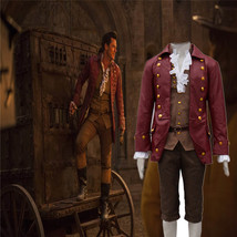 Custom-made 2017 Movie Cosplay Gaston Costume Party Halloween Costume - $125.00