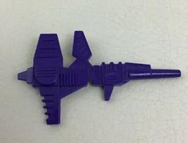 Transformers G1 Blitzwing Weapon Replacement Part Piece Purple Gun Vinta... - $10.84