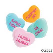 Plush Conversation Heart - $19.11