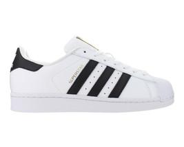 Mens Adidas Superstar Adidas Originals White Black C77124 - $69.99