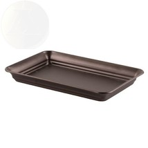 Interdesign Bathroom Vanity Countertop Guest Towel And Organizer Tray Bronze - $43.06