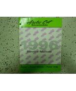 1996 ARCTIC CAT Puma Deluxe Puma 2-up Service Repair Manual FACTORY OEM ... - $39.55