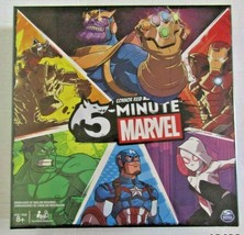 5 Minute Marvel Board Game. New In Wrapper. - $14.00