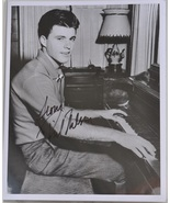 RICKY NELSON SIGNED PHOTO - The Adventures Of Ozzie And Harriet - Rio Br... - $689.00