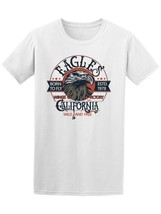 Eagles California Born To Fly Men's Tee -Image by Shutterstock - $12.86+