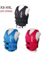 JIURAN Neoprene life jacket, for water sports, for adults. - $29.99+