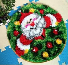 Santa Rug Latch Hooking Kit - $34.99