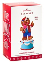 Hallmark: Gingerbread Joker - Magic Sound - Tells Several Jokes - 2017 O... - $14.20