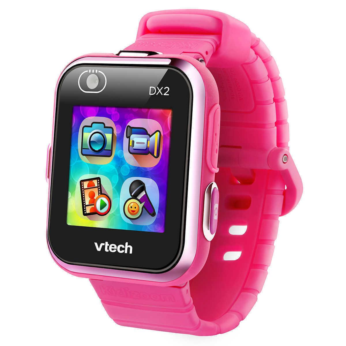 VTech Kidizoom Smartwatch DX2, Pink - $80.35