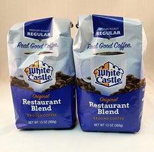 White Castle Ground Coffee(2 Pack) - $19.59