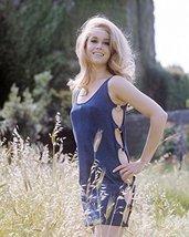 Jane Fonda blonde hair sexy raunchy dress 1960's 16x20 Canvas Giclee - $69.99