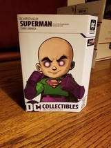 DC Artists Alley Statue By Chris Uminga Lex Luthor Superman Gamestop Exc... - $64.99