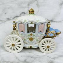 Lenox Legendary Princesses Cinderella's Enchanted Carriage Limited Ed. Music Box - $237.55