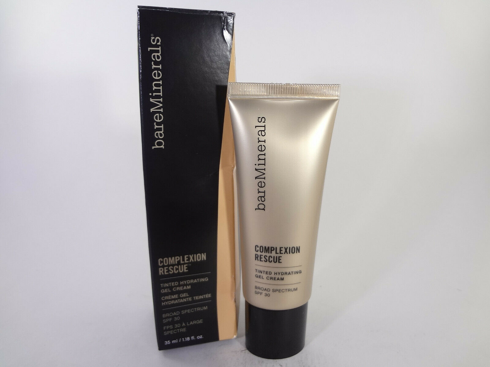 Primary image for bareMinerals Complexion Rescue Tinted Hydrating Gel Cream Bamboo 5.5 35ml {HB-B}