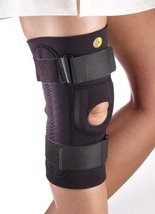 Contender Hinged Knee Brace with ROM Flexion / Extension-S - $117.99