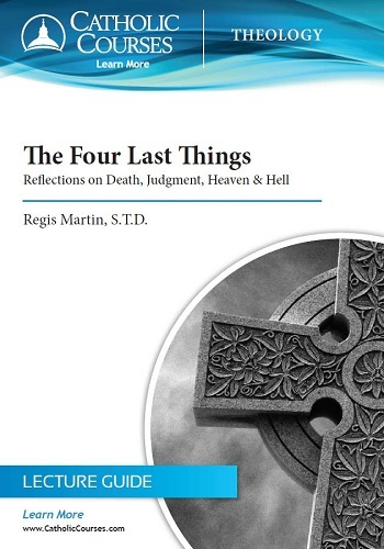The four last things  lecture guide  c20005