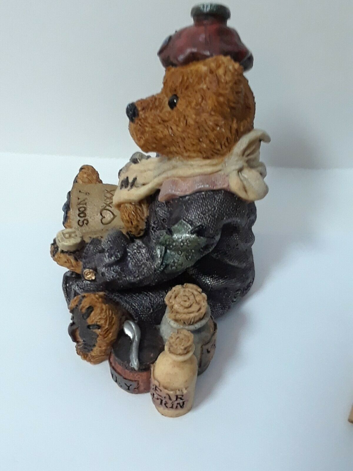 Vintage Boyds Bears & Friends Bailey ... Poor Old Bear - 1997 - 227704 Excellent