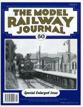THE MODEL RAILWAY JOURNAL 1991 No. 50 Special Enlarged Issue England Trains - $4.47