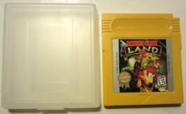 Nintendo Game Boy Donkey Kong Land 2 Game & Case Tested - $9.99
