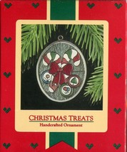 1985 - New in Box - Hallmark Christmas Keepsake Ornament - Christmas Treats - $3.46