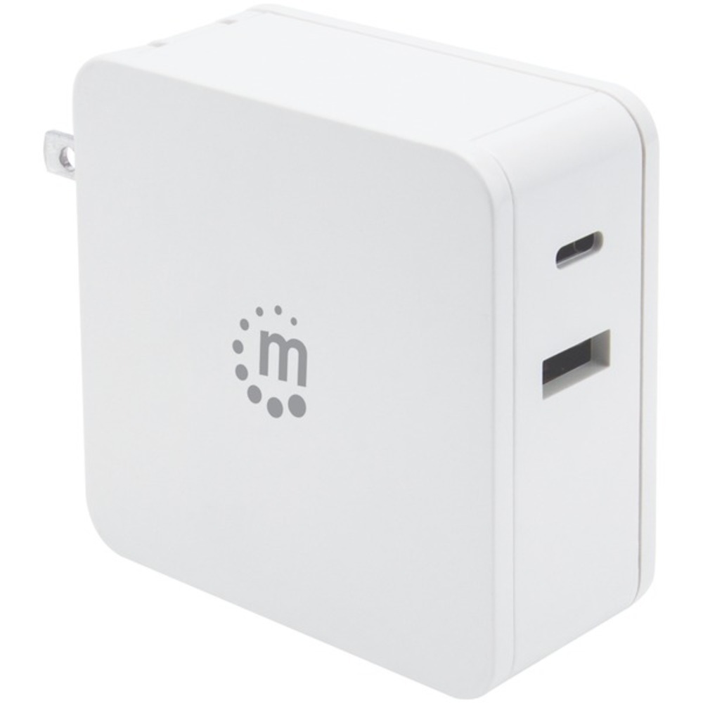 Primary image for Manhattan 180221 60-Watt Power Delivery Wall Charger (White)
