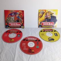 Classic Mac Windows 95 Kids CD Software Tonka G... - $7.69