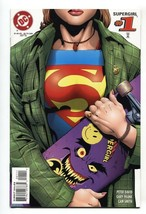 SUPERGIRL #1-1996-1st SSUE-DC SKATEBOARD COVER - $37.83