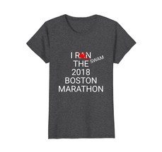 Rainy Boston 262 Miles 2018 Marathon Running Shirt - $19.99+