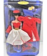 """BARBIE """"1960 SILKEN FLAME EVENING DRESS """" DOLL IN ORGINAL PACKAGE - $124.95"""