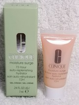 Clinique MOISTURE SURGE 72-Hour Auto-Replenishing Hydrator Cream .24 oz/... - $8.91