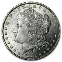 1882 Morgan Silver Dollar Choice About Uncirculated + - $72.50