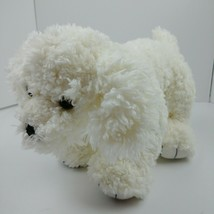 Build A Bear White Maltipoo Dog Bearmey's Kennel Pals Plush Stuffed Animal - $19.80