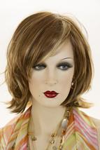 Med. Gold Blonde/ Lt. Strawberry/Auburn Red Medium Jon Renau Wavy Straight Wigs - $122.27